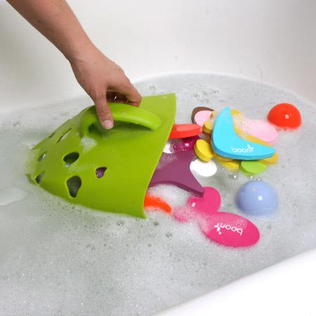Raccoglitore per giochi da bagno rana - Giochi da bagno ...