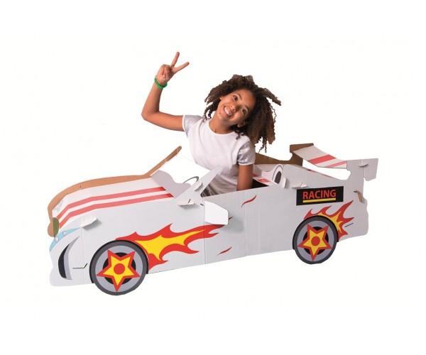 """Conosciuto Gioco in cartone: Automobile """"Freccia di Fuoco"""" – Babymama XK99"""