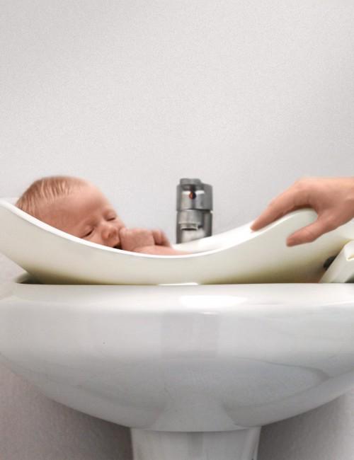 Vaschetta flessibile per il bagnetto puj tub babymama - Vaschetta bagno bimbi ...