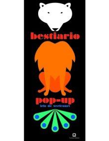 bestiario popup book