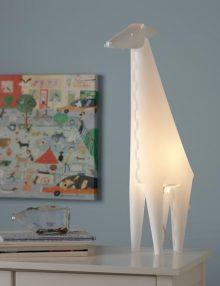 giraffa luce notturna