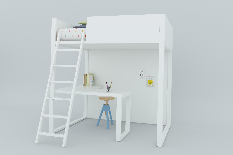 Costruire Un Letto In Legno Massello : Costruire un letto. come costruire una scala in legno with costruire