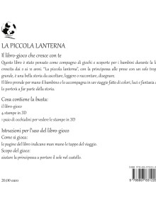 quarta di Libro-gioco con La piccola lanterna di Ghassan Kanafani